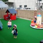 乳児用園庭