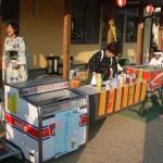 アイスクリーム、ジュース屋さん