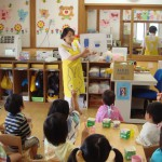虫歯予防教室10