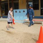 消火訓練8