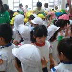 5歳児合同保育10
