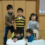 お誕生会5