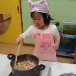 京田ご飯作り4