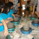 陶芸体験4