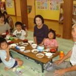 祖父母参観6