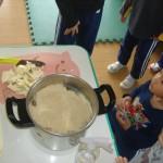 筍ご飯作り2