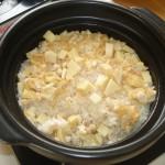筍ご飯作り5