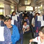 バス遠足1