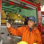 消防署見学3
