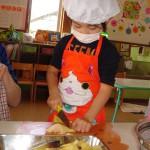 筍ご飯作り3