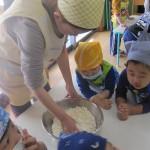 豆腐団子作り2