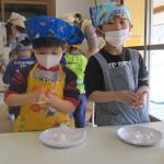 豆腐団子作り3