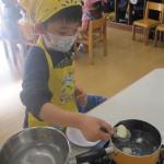 豆腐団子作り4