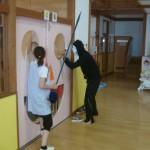 避難訓練4