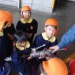 消防署見学4