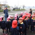 消防署見学1
