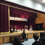 ひよこ組の手遊び「パンダうさぎコアラ」です。かわいい姿が見られました。