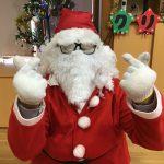 サンタさん、たくさんのプレゼントをありがとう。また、来年も来てね。